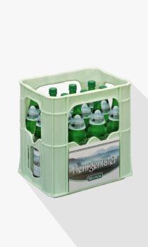 Heiligentaler Kiste Naturell PET-flasche